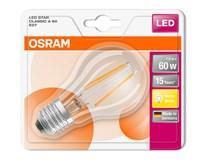 Žárovka Osram LED 7W E27 Filament teplá bílá 1ks