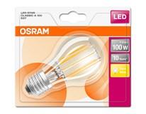 Žárovka LED Osram 11W E27 Filament teplá bílá 1ks