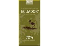 Meybona Čokoláda hořká Ecuador 72% 1x100g