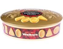 Walkers Sušenky máslové 1x175g plech