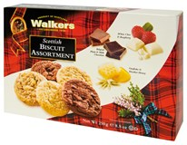 Walkers Sušenky skotské mix 1x250g