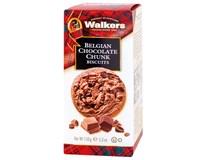 Walkers Sušenky s kousky čokolády 1x150g