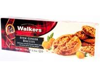 Walkers Sušenky se zázvorem 1x150g