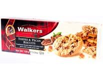 Walkers Sušenky karamelové s pekanovými ořechy 1x150g