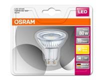 Žárovka Osram LED 6,9W GU10 teplá bílá 1ks