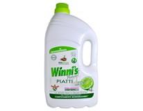 Winni's Piatti hypoalergenní prostředek na nádobí limetka 1x5L