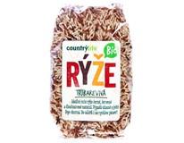 Country Life Rýže tříbarevná natural BIO 1x500g