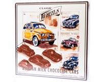 Wheels Čokoláda mléčná mini auta 1x200g