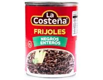 La Costeňa Fazole černé celé 1x560g