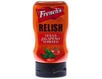 French's Omáčka Relish Texan Jalapeňo&Tomato 1x320g