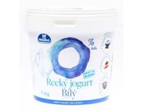 Milko Jogurt řecký bílý 0% chlaz. 1x1kg
