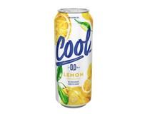 Staropramen Cool Lemon Pivo nealkoholické 4x500ml plech