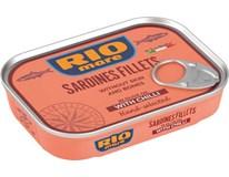 Rio Mare Filety sardinek v olivovém oleji s chilli 1x105g