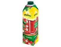 Pfanner Cranberry/ Brusinka 20% nektar 1x1L