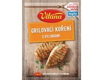 Vitana Grilovací koření s bylinkami 5x28g