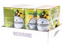 Tchibo Mazagrande perlivá kávová limonáda 12x250ml plech