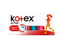 Kotex Active Tampony super 1x16ks