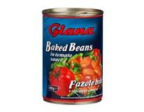 Giana Fazole v tomatové omáčce 6x425ml