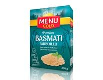 Menu Gold Rýže Basmati parboiled varné sáčky 7x400g