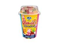 Olmíci Jogurt medvídci vanilka chlaz. 10x125g