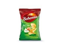 Bohemia Chips smetana/jarní cibulka 15x70g