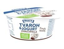 Tvaroh s jogurtem stracciatella chlaz. 1x135g