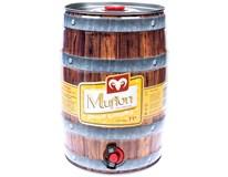 Muflon 11 pivo světlý ležák 1x5L KEG