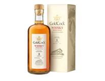 Gold Cock 8yo whisky 49,2% 6x700ml
