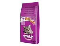 Whiskas Dry hovězí granule pro kočky 1x14kg