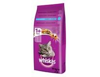 Whiskas Dry tuňák granule pro kočky 1x14kg