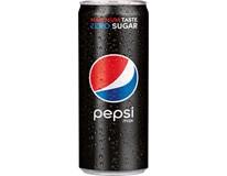 Pepsi Cola Max 24x0,33L plech