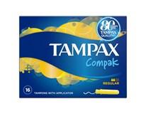Tampax Compak regular tampony 1x16ks