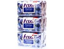 Fax Svěží péče mýdlo 6x90g