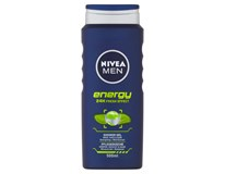 Nivea Energy sprchový gel pán. 1x500ml