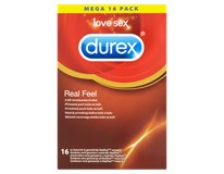Durex Real Feel kondomy 1x16ks