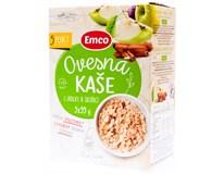 Emco Kaše ovesná s jablkem a skořicí 1x275g