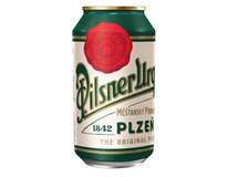 Pilsner Urquell pivo 12x750ml plech