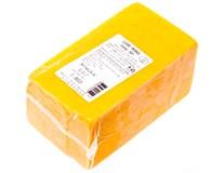 Čedar sýr hranol oranžový chlaz. váž. 1x cca 1,5kg