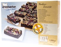 Brownies s malinami mraž. 1x1050g