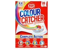 K2r Colour Catcher Ubrousky proti obarvení prádla 1x20ks