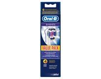 Oral-B 3D White Náhradní hlavice 4ks