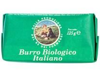 Montanari BIO máslo italské chlaz. 1x125g