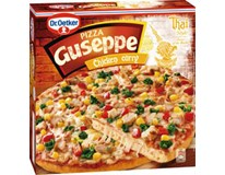 Dr.Oetker Guseppe Pizza Chicken Curry mraž. 1x375g