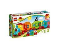 Lego Duplo: Vláček s čísly 1ks
