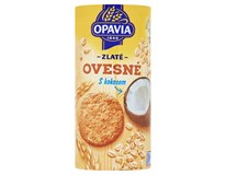Opavia Zlaté ovesné kokosové sušenky 1x215g