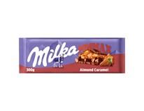 Milka Čokoláda Almond&Caramel 1x300g