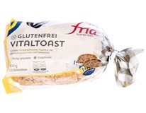 Fria Chléb s vlákninou bezlepkový mraž. 1x500g