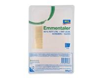 ARO Emmentaler sýr 45% plátky chlaz. 1x500g