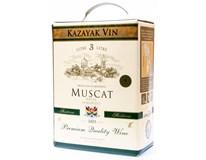 Kazayak Muscat 4x3L BiB