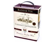 Kazayak Cabernet Sauvignon 4x3L BiB